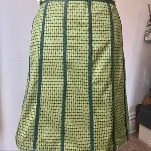 SkunkFunk eco-chic skirt size M